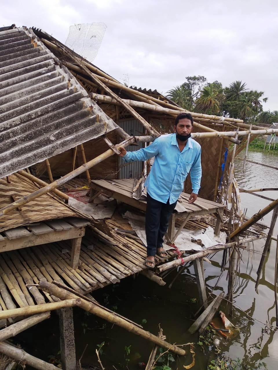 Amphan Cyclone Relief